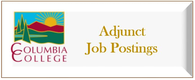 Adjunct Job Postings