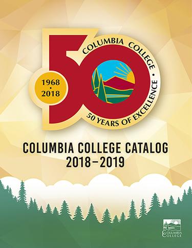 Columbia College 2017-18 Catalog