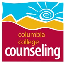 logo and link to counseling website