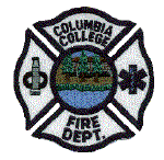 Columbia College Fire Dept. logo