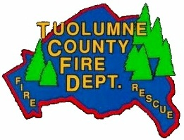 Tuolumne County Fire Dept logo