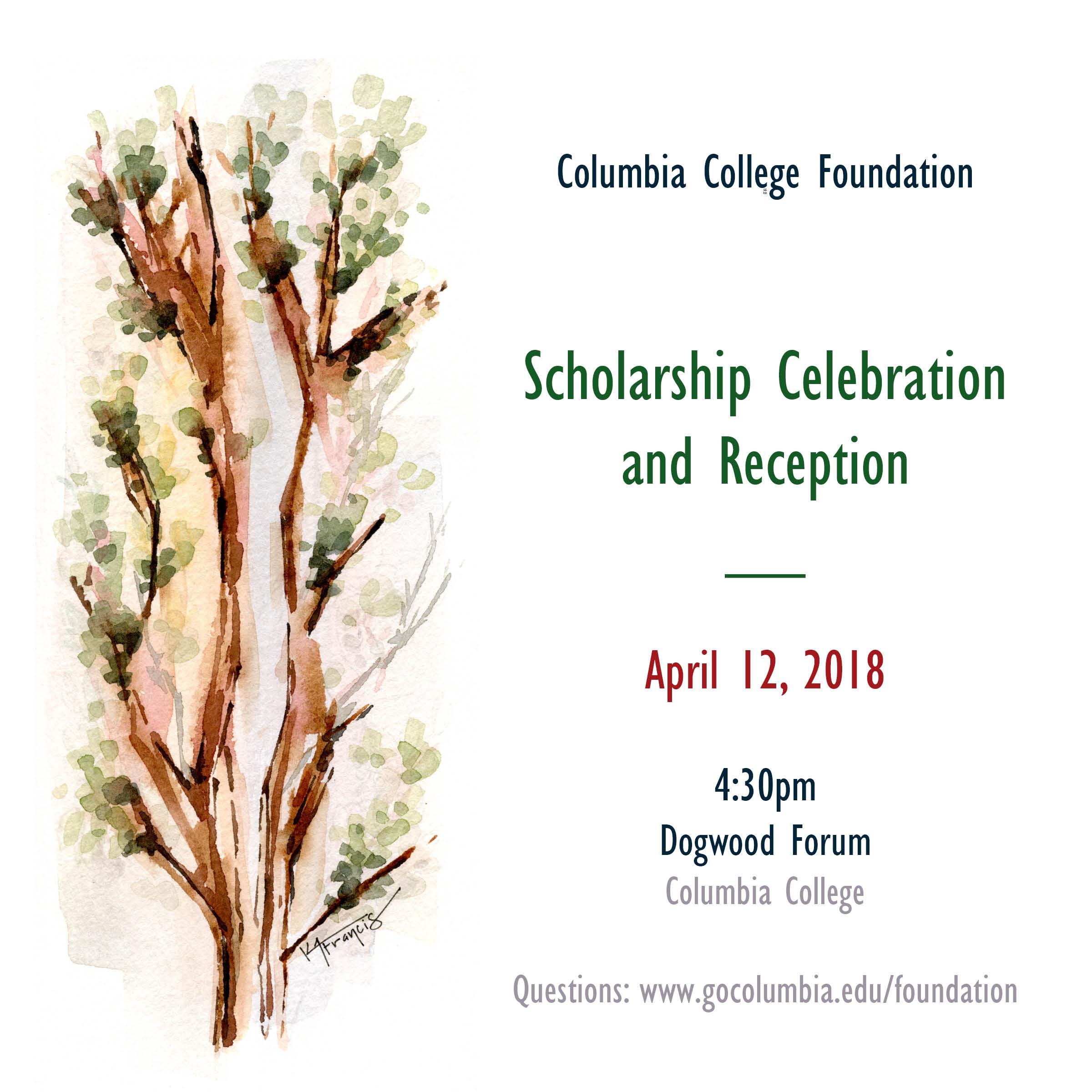 2018 Scholarship Celebration