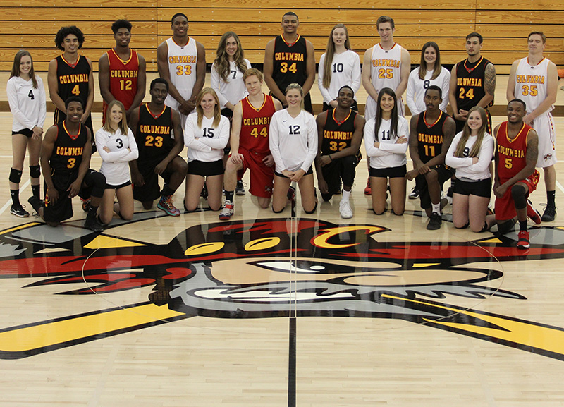 2017-18 Athletics Photo