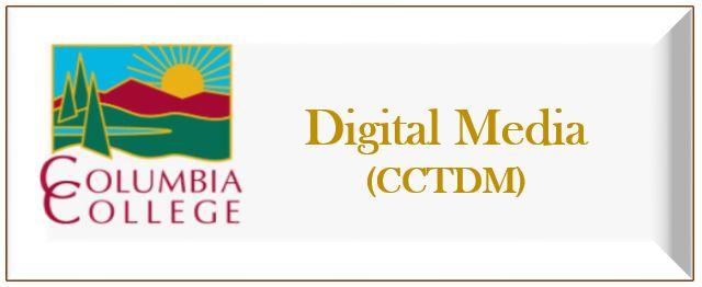 Digital Media Webpage