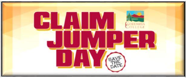 Claim Jumper Day