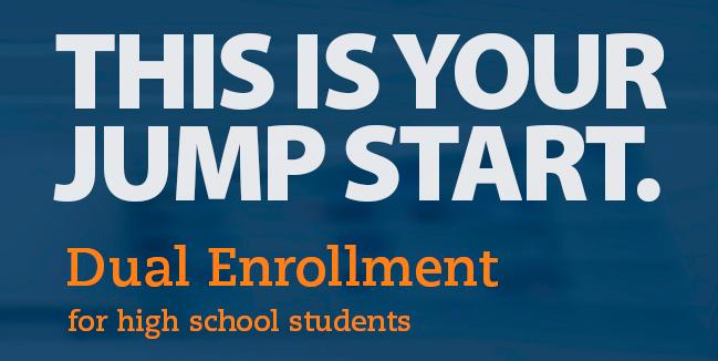 Dual Enrollment Jump Start