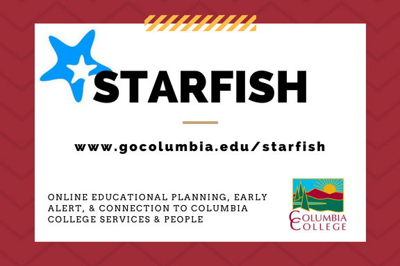 Starfish login information card