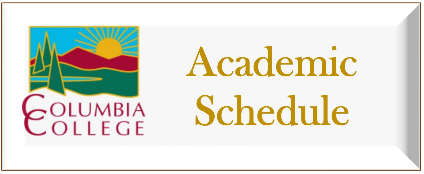 Academic Schedule Link