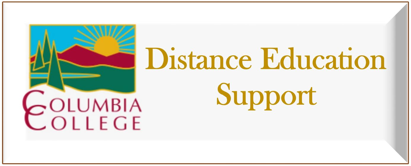 Distance Education Support Link