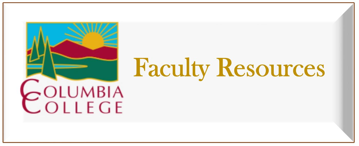 Faculty Resources Link