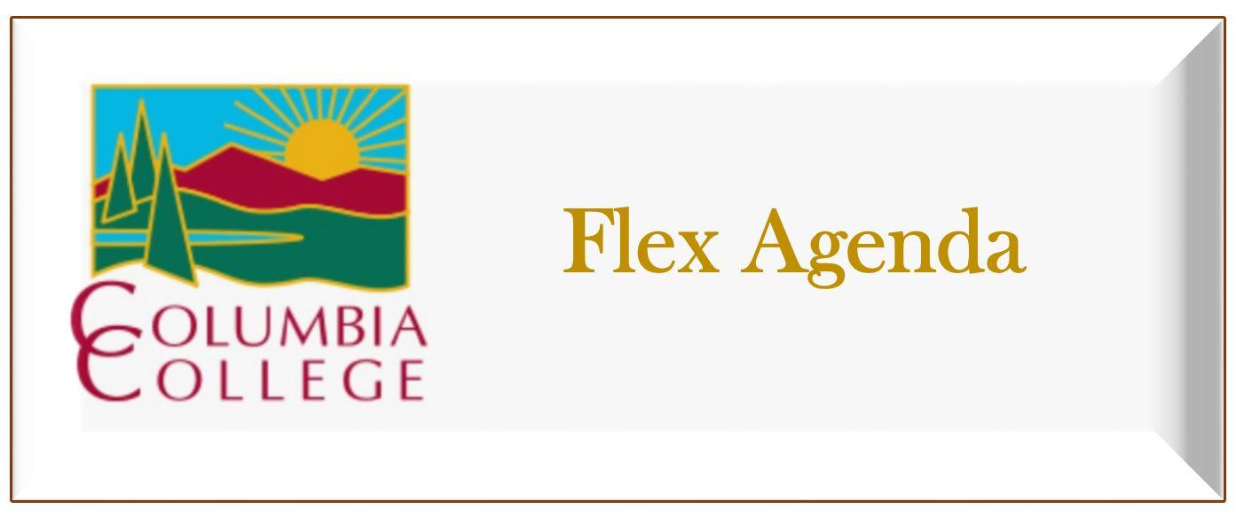 Flex Agenda Link