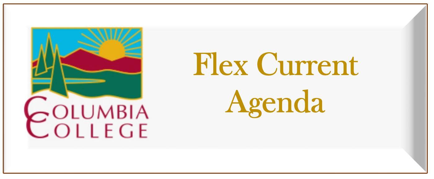Flex Current Agenda Link