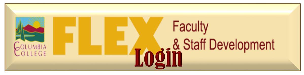 Flex Login link