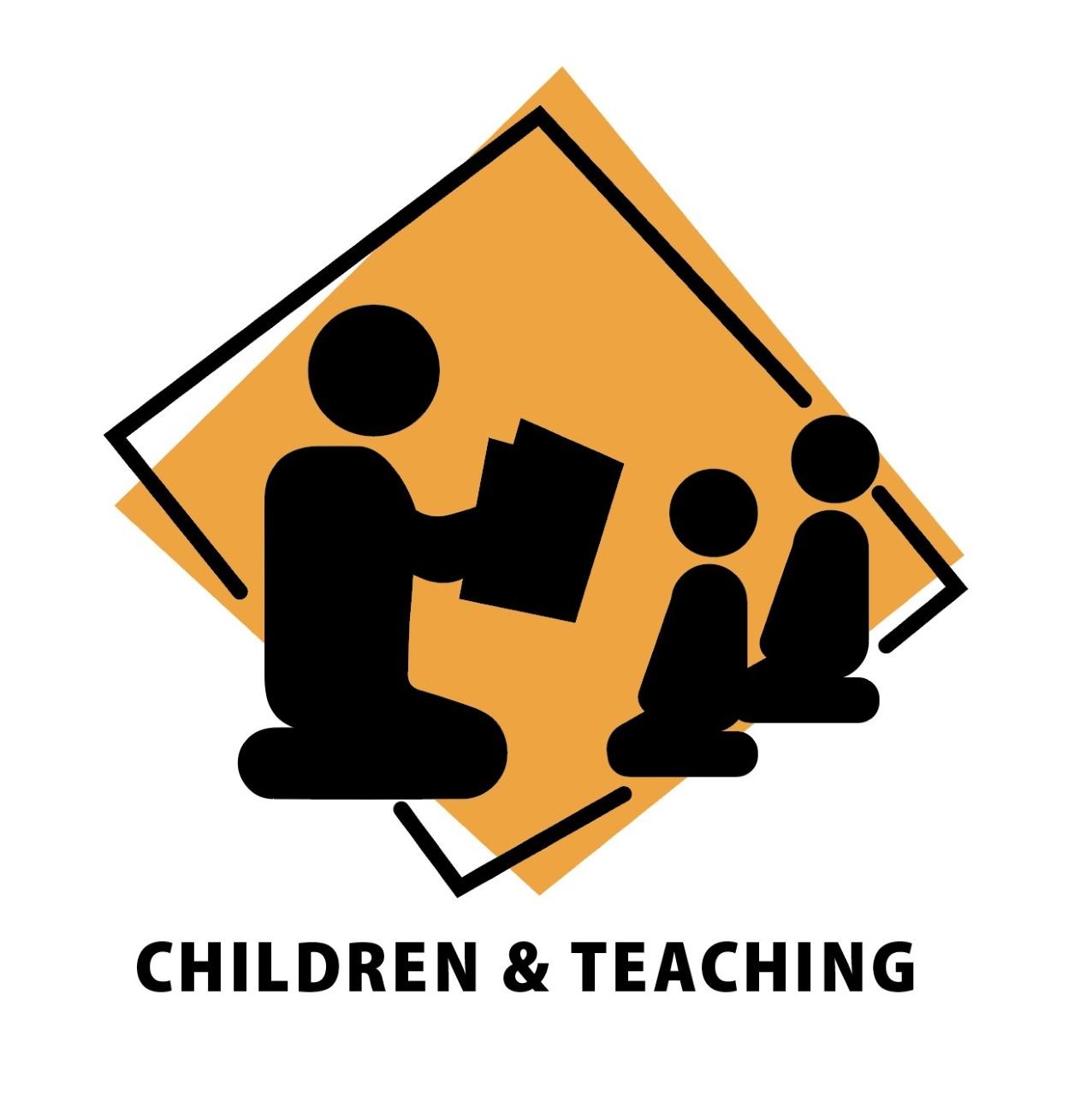 children and teaching interest area