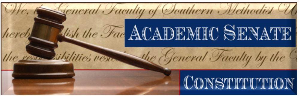 Senate Constitution Link