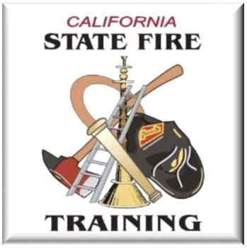 State Fire training Logo