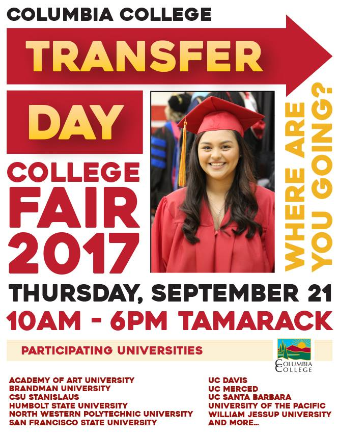 Transfer Day 2017 flyer