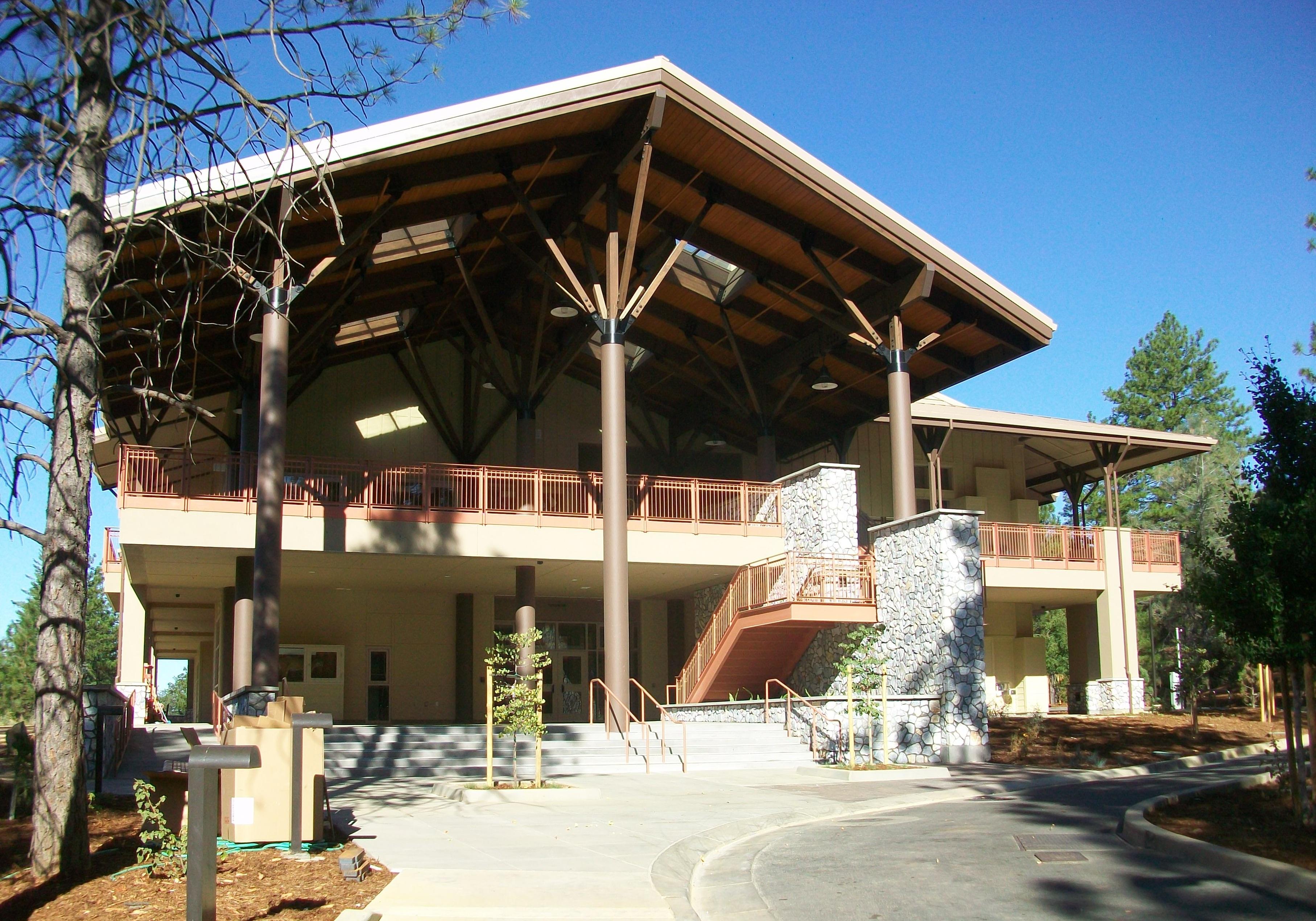 Sugar Pine Building